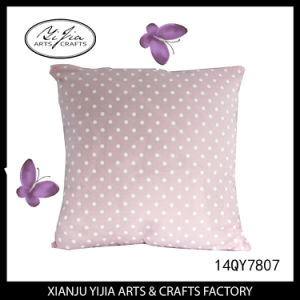 Memory Foam Pink Pillow for Home Decoration pictures & photos