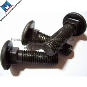 Carbon Steel Zinc Plated Carriage Bolt pictures & photos