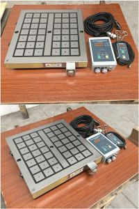 Electro Permanent Magnetic Chuck for CNC Machining pictures & photos