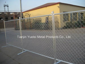 Welded Panel Fencing/Hot-Dipped Galvanized Temporary Fencing/Removable Galvanized Temporary Fencing pictures & photos