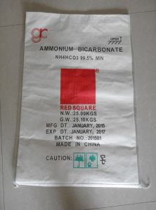Recycled Seed Packaging Sacks/ Recycled PP Woven Seed Sacks/Recycle PP Woven Bags pictures & photos