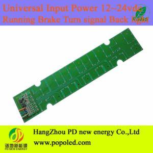 12-24V Running Brake Turn Signal Back Light PCB Assembly