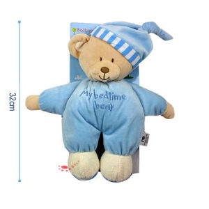 Plush Baby Toy Chubby Bear pictures & photos