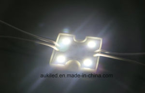 Square 4-LEDs SMD5050 PVC Module pictures & photos