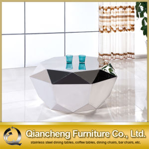 Modern Design Stainless Steel Coffee Table pictures & photos
