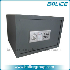 Economical Electronic Metal Household Fireproof Safe Box pictures & photos