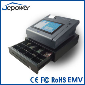 Electronic Cash Register for Retail Point of Sales with Rj11 for Cash Drawer and RJ45 for Ethernet pictures & photos