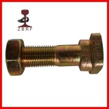 Railway Fishplate Bolt and Bolts for Fasten Fishplate pictures & photos