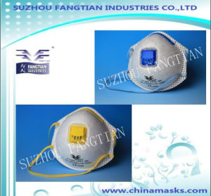 Disposable CE Security Dust Mask Face Mask pictures & photos