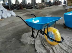 Wheelbarrow with PU Wheel pictures & photos