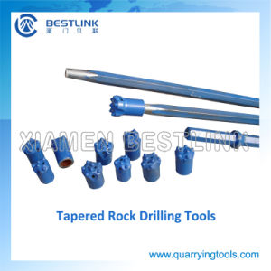 Hot Selling High Quality Tapered Drill Steel Rod for Mining pictures & photos