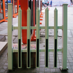 High Quality Customized PVC Fence pictures & photos