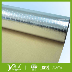 Heat Sealing MPET-Scrim-PE Facing for Thermal Insulation pictures & photos