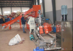 Hot Sale Waste PP PE Film Granulator pictures & photos