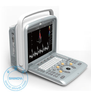 Portable Veterinary Color Doppler Ultrasound Scanner (DopScan N9V) pictures & photos