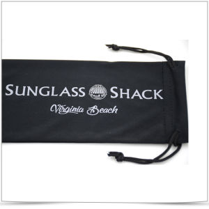 Silk Screen Printing Microfiber Sunglass Pouch pictures & photos
