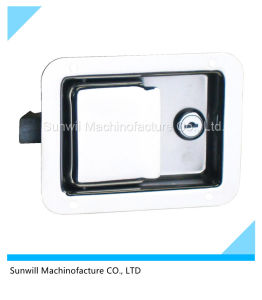 Stainless Steel Tool Box Lock Hardwear (3) pictures & photos