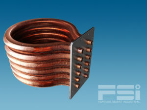 Copper Omega Shape Heat Exchanger 613 pictures & photos