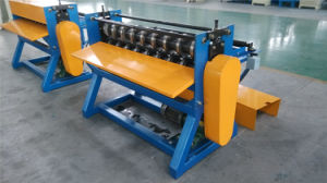 High Speed Steel Tile Mini Sample Slitting Machine pictures & photos