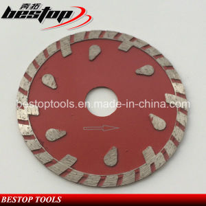 Granite Diamond Blade with Eye Protection Diamonds pictures & photos