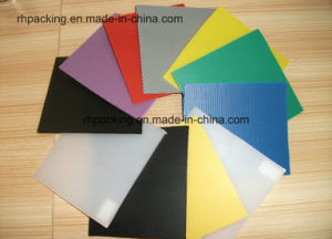 Correx Coroplast Corflute Sheet with 1220*2440mm*3mm 4mm 5mm pictures & photos
