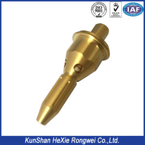 Customized CNC Macnining Turning Brass Parts pictures & photos