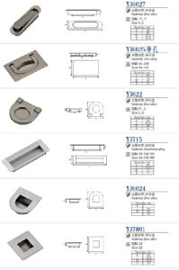 Zinc Alloy Furniture Handle/ Cabinet Pull Handle/ Furniture Accessories Hot Sale pictures & photos