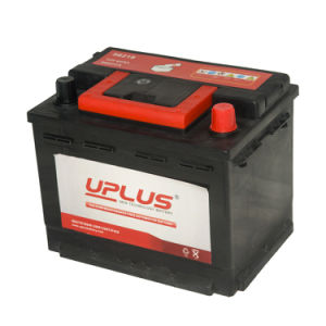 56219 12V 60ah Mf Storage Car Battery with Korean Design pictures & photos