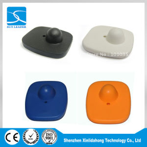 EAS RF 8.2MHz Small Square Security Hard Tag Xld-Y01 pictures & photos