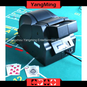 Baccarat Operation Shuffler Machine (YM-CS04) pictures & photos