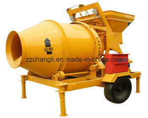 Jzm Series Cheaper Price and Good Service Concrete Mixer pictures & photos