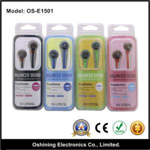 Promotional Mini Style Earphone (OS-E1501)