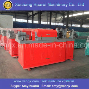 Used Wire Straightening and Cutting Machine pictures & photos