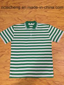 Yarn-Dyed Polo-Shirt