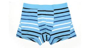 95%Cotton/5%Pendex Men Underwear Boxers Brief Fashion for 226 pictures & photos
