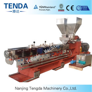 Tdh-75 High-Torque Twin-Screw Extruder Machine pictures & photos