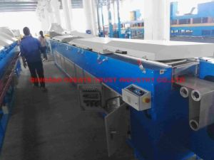 New Advcned Technology Rubber Microwave Extrusion/Vulcanization Machine pictures & photos