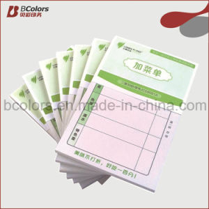 Custom Printed Waiter Books/Restaurant Serve Pads pictures & photos