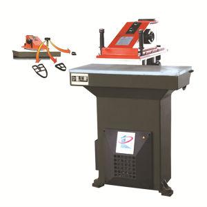 Hydraulic Swing Beam Cutting Press for Rubber