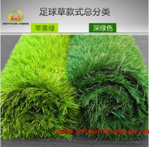 Landscape 40mm Pile Height Four Color Hiqh Quality Artificial Grass pictures & photos
