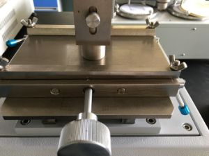 Leather Rubbing Color Fastness Test Equipment pictures & photos