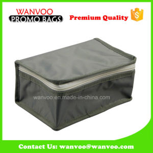 Big Storage Square Packaging Cosmetic Bag for Business Travel pictures & photos