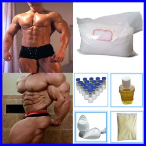 Safe Delivery 99.9% Purity Testosterone Acetate Steroid Anabolic pictures & photos