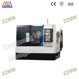 Tc Series Linear Guideway CNC Lathe with Inclined Bed Type (TC4545) pictures & photos