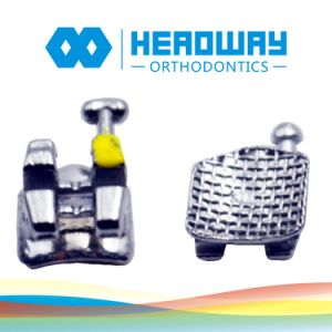New Type Orthodontic Bracket, Dazzle Series Orthodontic Bracket with FDA pictures & photos