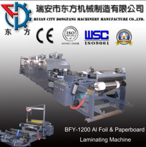 Al Foil and Paper Board Laminating Machine pictures & photos