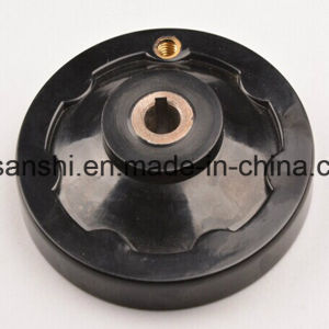 OEM Custom Chrome Iron Handwheel for Machines pictures & photos