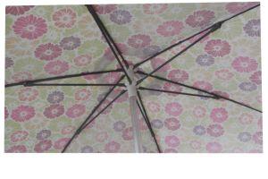8.5FT Beach Umbrella, Fiberglass Rib, Head Tranfer Print Rabric, Polyester Umbrella pictures & photos