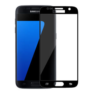 2.5D Silk Printing Screen Protector for Samsung S7 pictures & photos