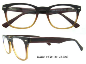 Hand Made Unisex Vinage Optical Eyewears Wood Full-Rim Glasses Frame pictures & photos